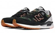 Кроссовки New Balance 530 Floral Ink Black - 1350