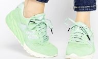 Кроссовки New Balance 580 Mint Green Trainers - 1350