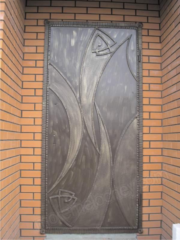 двери для квартиры входные с ковко