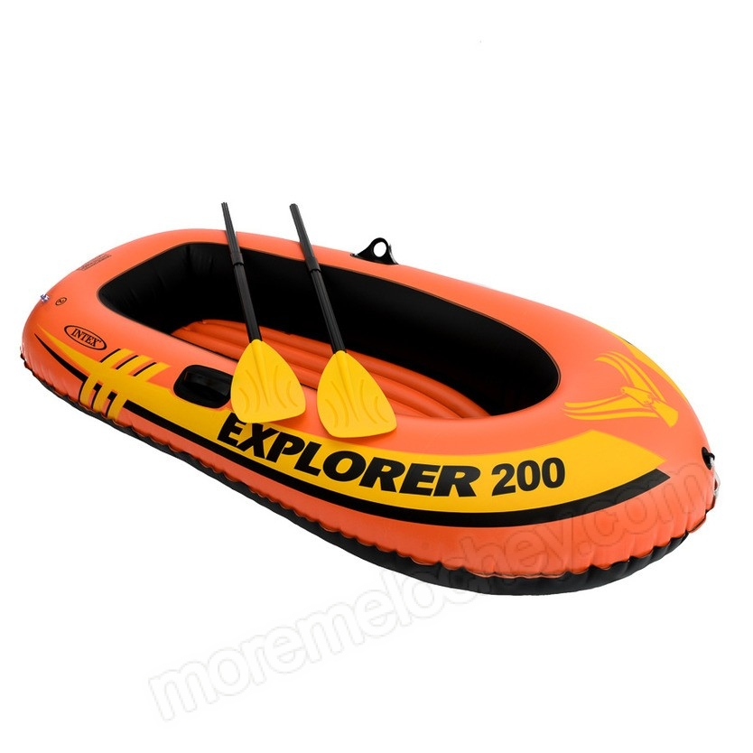 обзор лодка explorer 200