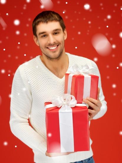 Подарок мужчине от мужчины на новый год